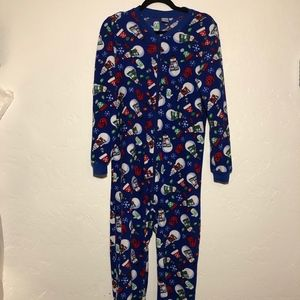 The Children's Place onsie pajama, size small